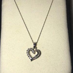Diamond Heart Necklace| Kay Jewelers